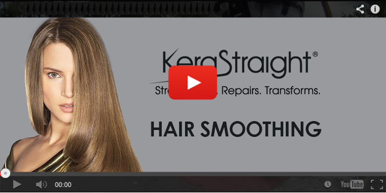 Keratin Straightening