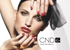 cnd shellac nails
