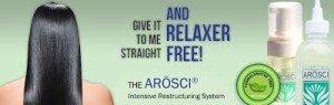Arosci hair treatments