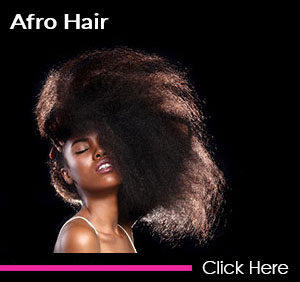 Afro hair services