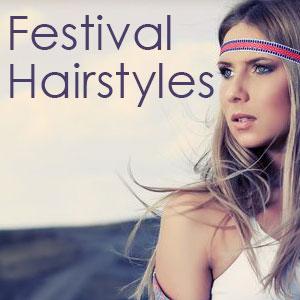 Summer Festival Hair Inspiration