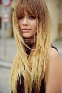 ombre hair colour at Inspire Beauty, Catford