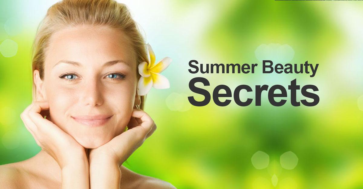 Summer-Beauty-Secrets, Catford hair & beauty salon