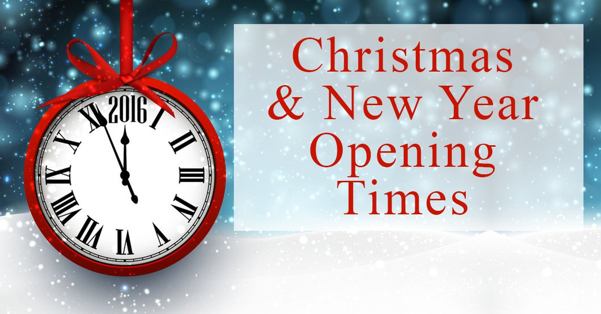 Christmas & New Year Opening Times, Inspire Hair & Beauty Salon, Catford