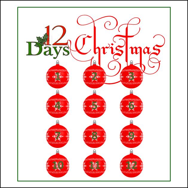 12 Days of Christmas - TBC