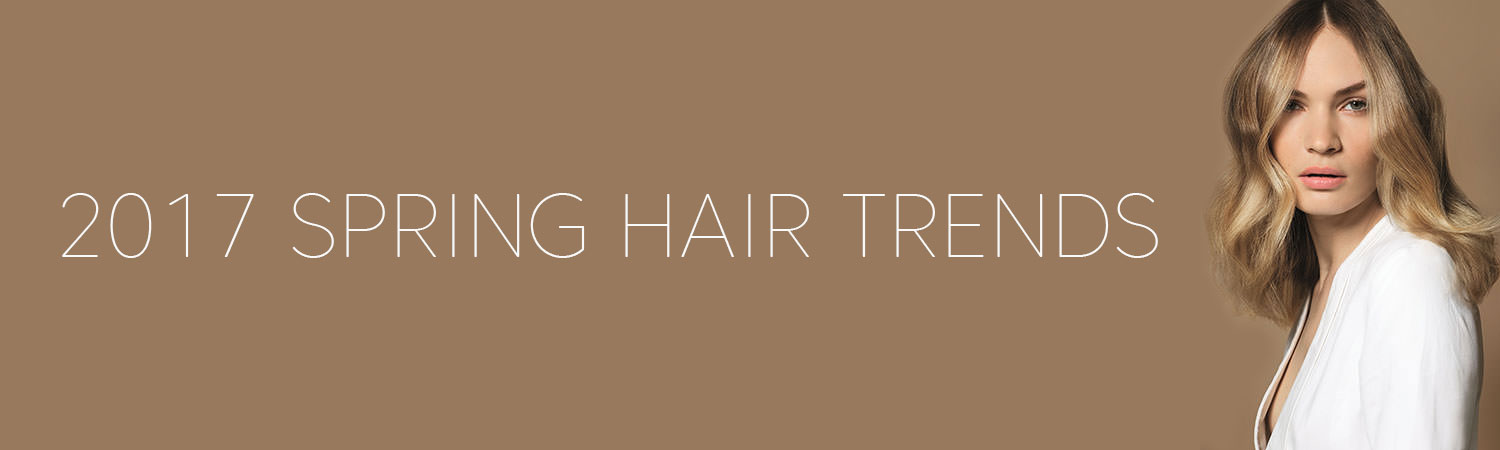 Gorgeous spring hairstyles at Inspire hair & beauty salon in Catford