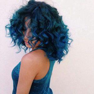 Summer Hair Colours for Curly Hair
