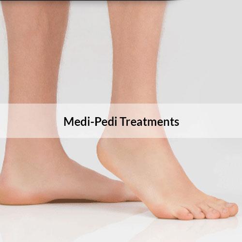 Medi Pedi Treatments