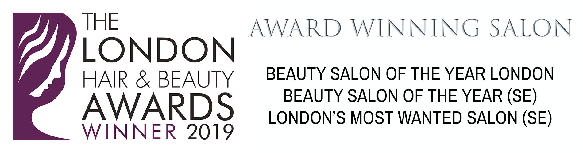 Inspire Beauty Wins 3 Top Awards