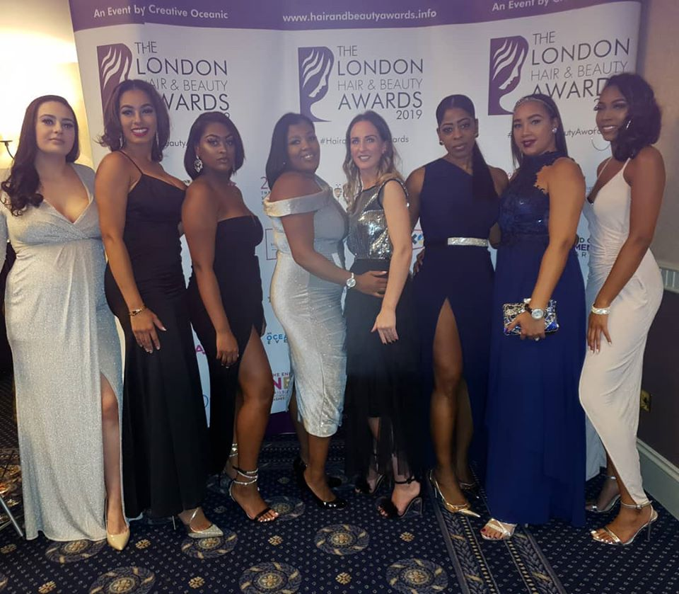 inspire beauty in catford award winning beauty salon