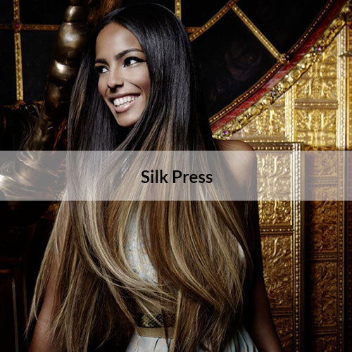 Silk Press