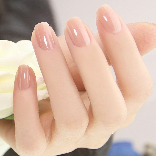 Natural Manicure And Pedicure