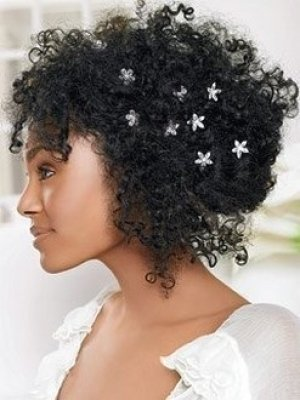 pretty-afro-wedding-hairstyle